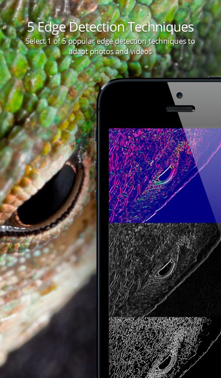 Edge Goggles - Photogenic Edge & Line Detection (including Canny, Sobel and  Threshold!) by Ralph Shippam
