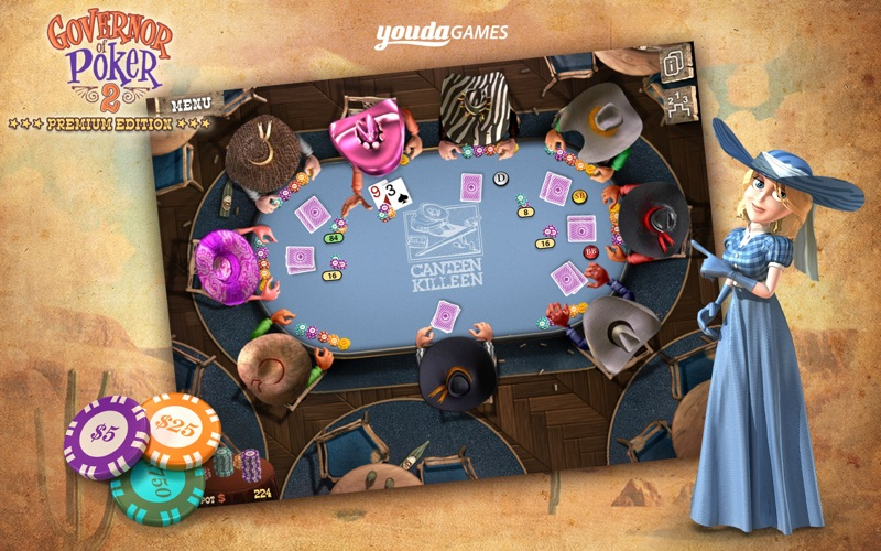 Governor of Poker 2: Premium Edition Screenshots