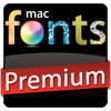 MacFonts Premium Collection - Royalty Free Fonts