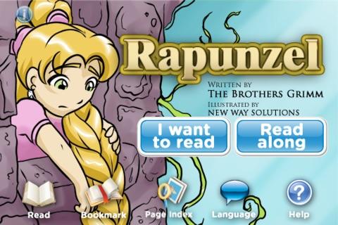 Rapunzel Storychimes (FREE) screenshot 1