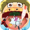 Po 'pazzo Tongue, Dentista (denti) e Face Medico (dr) - Kids Fun Games