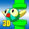 The Clumsy Bird 3D