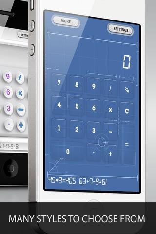 Cool Pocket Calculator Free screenshot 2