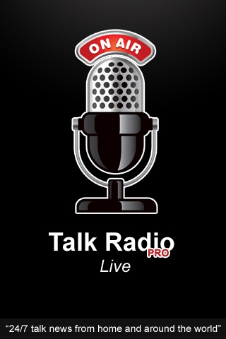 Talk Radio News - Loc... screenshot1
