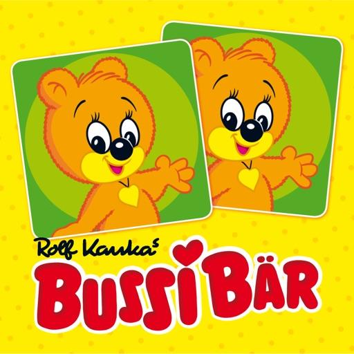 Bussi-Bär Memo-Kartenspiel - Dein lustiges Gedächtnisspiel mit Bussi-Bär und seinen Freunden iOS App
