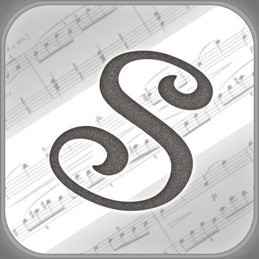 SyncScore : Classical music + score