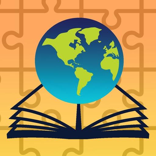 Awesome Kids Jigsaw Encyclopedia iOS App