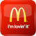 McDonald's for iPad