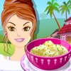 Young Girl Chef: Potato Pie -  A Potato Named Pou