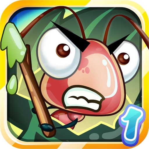 蚂蚁战争:Epic Battle: Ants War