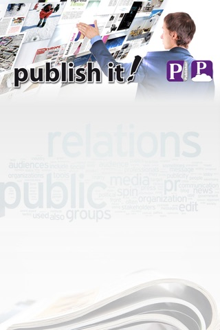 publish it! screenshot 1
