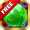 DazzleJewel Free: match-3 gems,Jewels, Ruby & Diamonds puzzle game