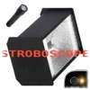 Stroboscope Alarm Clock HD