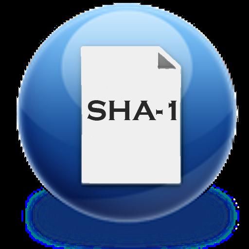 SHA-1 Finder