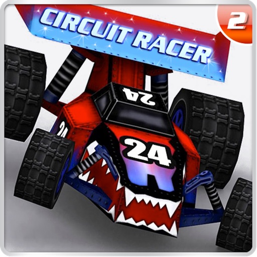 3D方程式赛车2:Circuit Racer 2