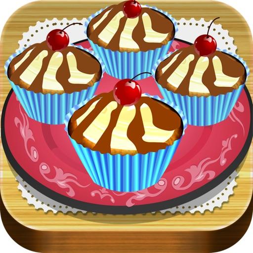 CherryCupCake-Cooking Games iOS App