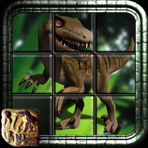 Dinosaur Slider Free iOS App
