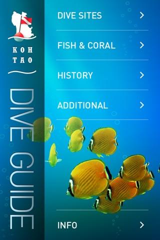 Dive Guide screenshot 1