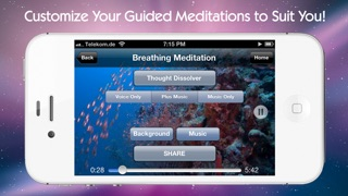 Simple Mediations: Guided meditation techniques for the meditator who wants deep sleep, relaxation and inner peaceScreenshot of 5