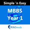 MBBS Year I by WAGmob