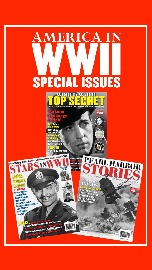 America In Wwii Special Issues review screenshots