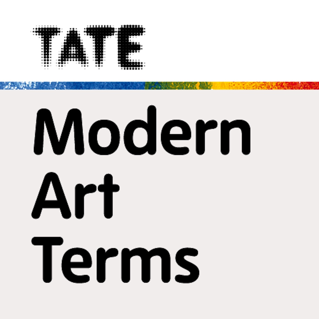 Tate Guide to Modern Art Terms icon