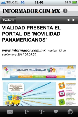 El Informador screenshot 4