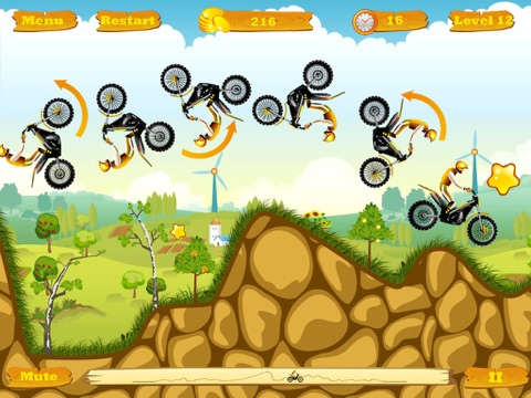 Moto Race Скриншоты8