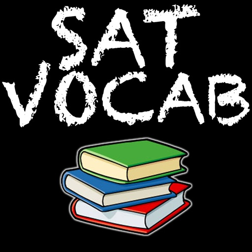 SAT Vocab Game - learn vocabulary the fun way! Icon
