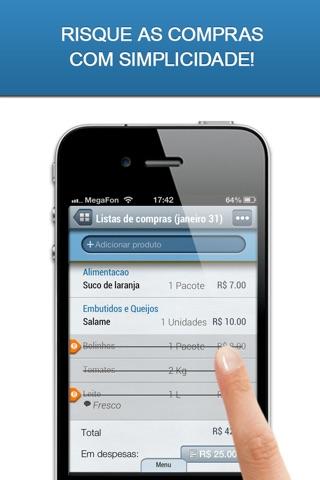 Listick Lite: Grocery Shopping List screenshot 3