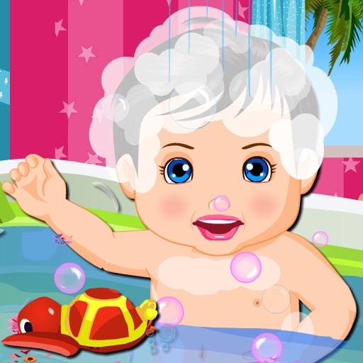 Cute Baby Bathing 2 ™ iOS App
