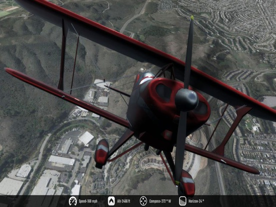 Flight Unlimited X Screenshots
