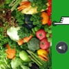 LearnByTouch7(Learn words of Vegetables in English, Japanese and Chinese)