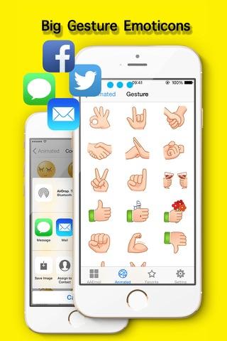 AA Emojis Extra Pro - Adult Emoji Keyboard & Sexy Emotion icons gboard for kik Chat screenshot 4