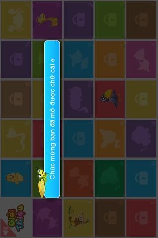 Bé Vui Học Chữ screenshot 2