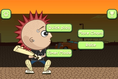 Crazy Kids Cricket Cup Pro - cool world batting challenge game screenshot 4