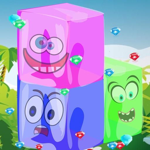 Crazy Diamond Block iOS App