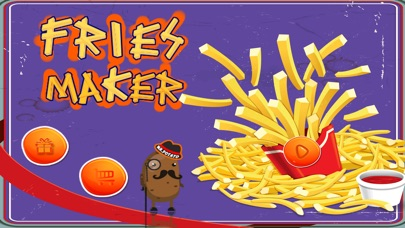 download Fries Maker - Crazy french fries kitchen cooking game appstore review