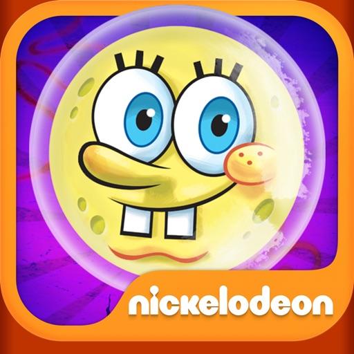 SpongeBob Marbles & Slides iOS App