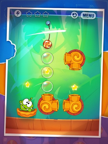Cut the Rope: Experiments HD Скриншоты2