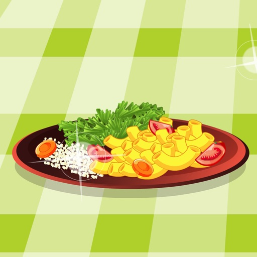 Classic Macaroni Salad - Cooking games iOS App