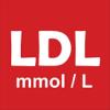 LDL-C - LDL cholesterol mmol/L