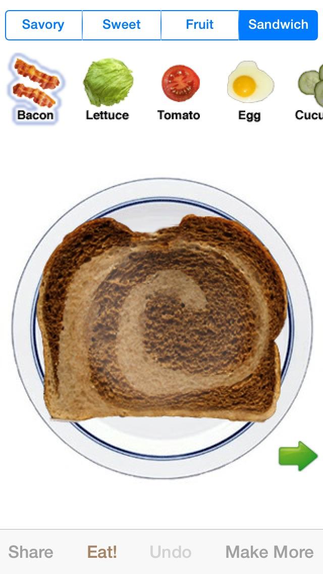 More Toast Screenshot 5