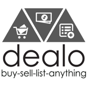 Dealo - A faster and safer way to buy & sell locally icon