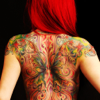 Virtual Tattoo Maker FREE - Photo Designer to add artist tattoos & fonts on yr body