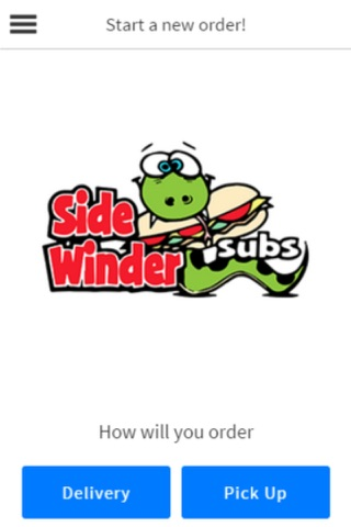 Sidewinder Subs screenshot 1