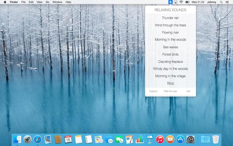 Relaxing Sounds Screenshots