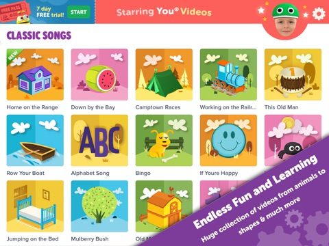 Starring You Videos by StoryBots – Personalized For Kidsのおすすめ画像1