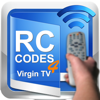 Remote Controller Codes for Virgin TV