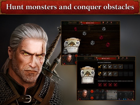 The Witcher Adventure Game для iPad